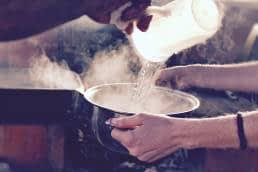 You know more that you realize (trust yourself more) the sound of hot water pouring