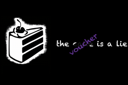 the voucher is a lie - what you see is not always what you get